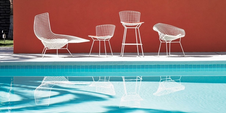 Bertoia for Knoll Diamond Collection