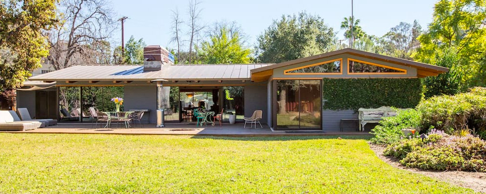 Photo of Mid-Century Musician's Ranch House