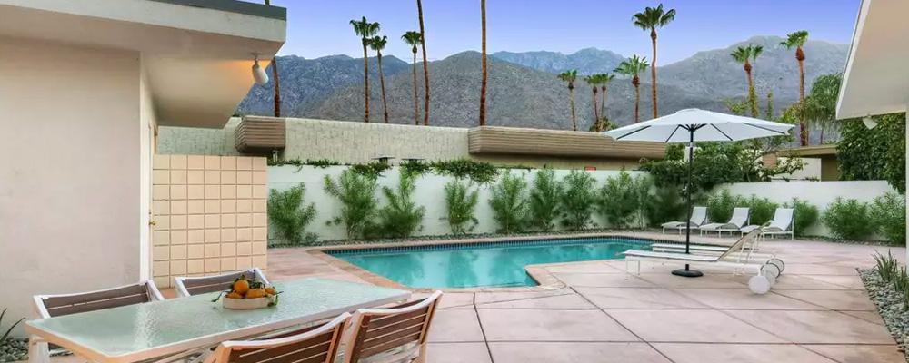 Photo of Desert Gold House - 60's Modern